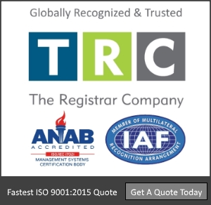 Accredited ISO Certification & Training - The Registrar Company