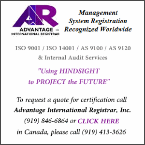Advantage International Registrar - Request a Quote