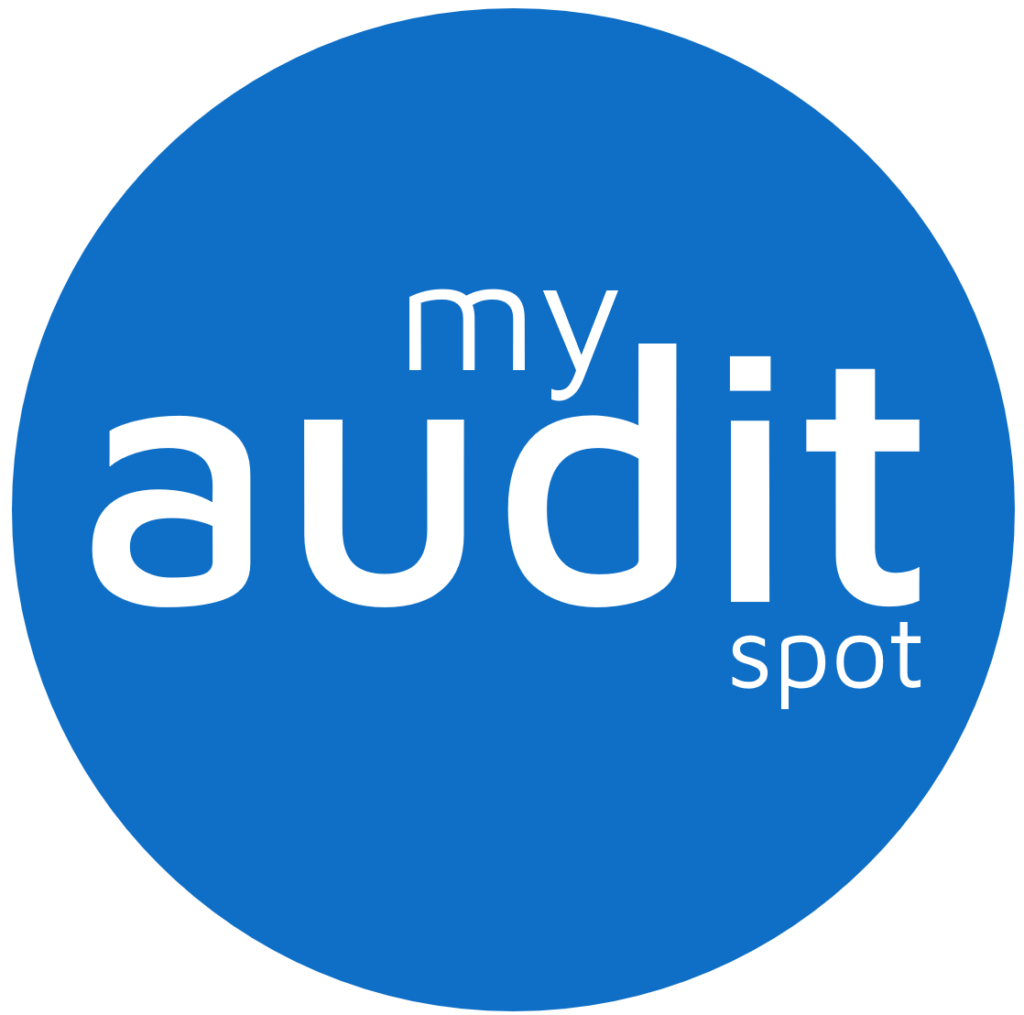 My Audit Spot Logo ISO Update